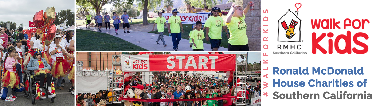 Walk for Kids - All Programs
