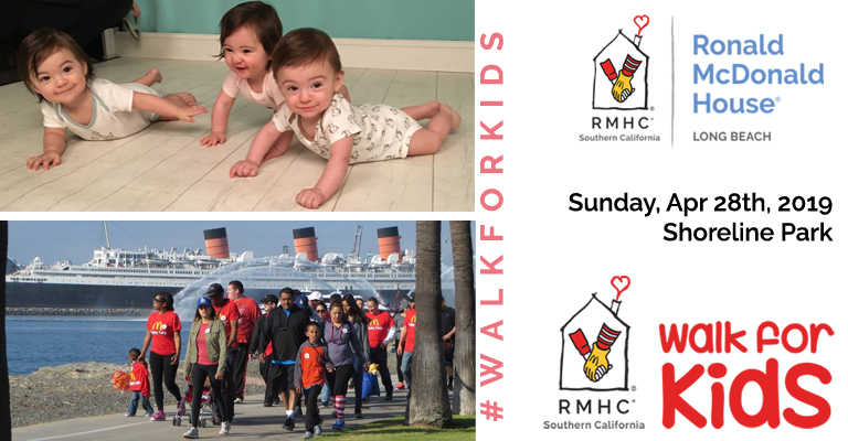 Walk for Kids 2019 - Long Beach