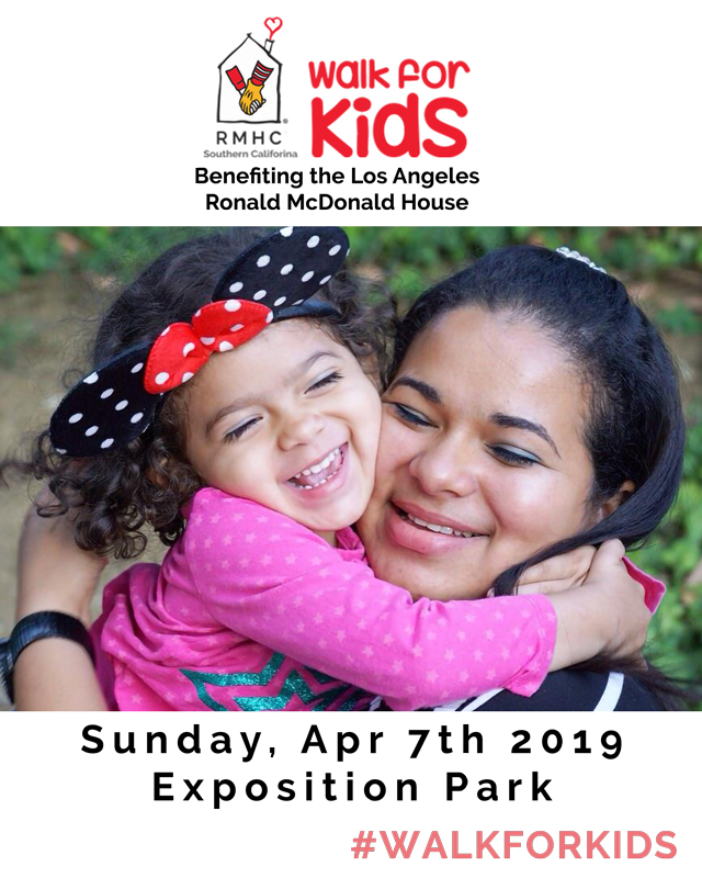 Walk for Kids 2019 - Los Angeles