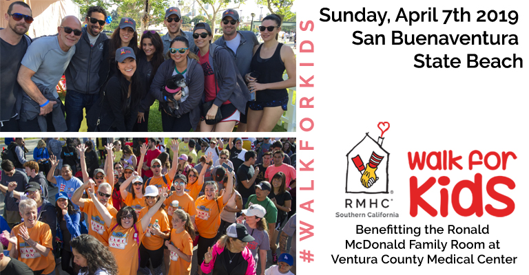 Walk for Kids 2019 - Ventura