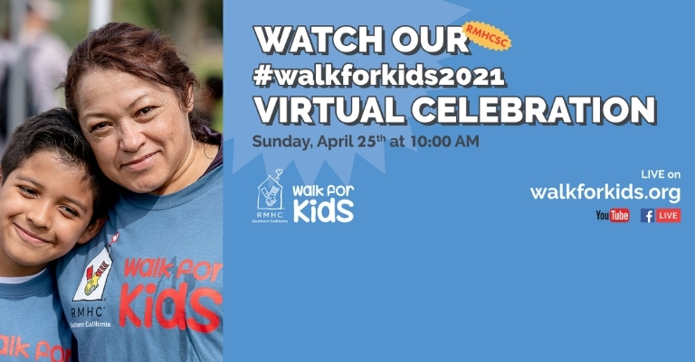 Walk for Kids 2020
