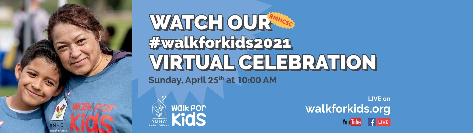 Walk for Kids 2021