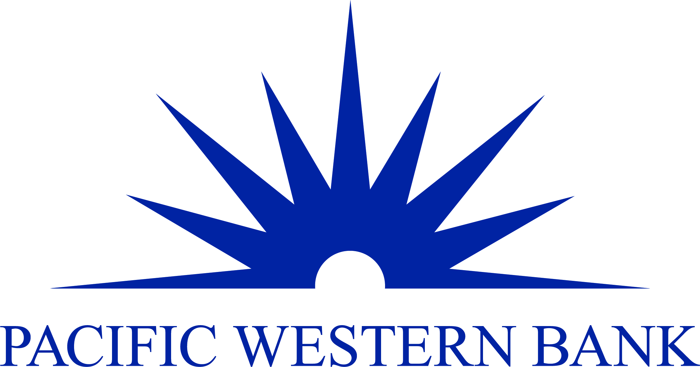 Undefined Sponsorship level Pacific Western Bank